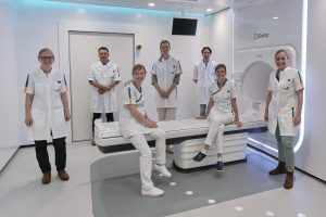 Kernteam MR-linac beeldgestuurde bestraling Deventer